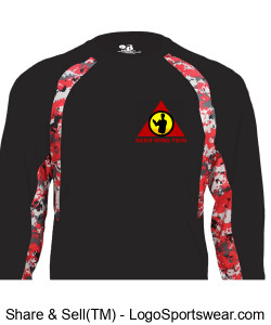 Training Long Sleeve Design Zoom