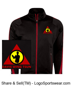 Training Jacket Design Zoom